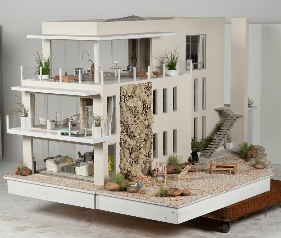 Modern Mini Houses: MCHUCLA: Contemporary Beach House 2 By