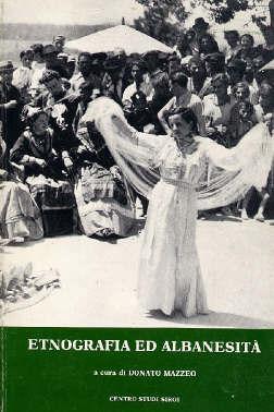 Etnografia ed Albanesità - un libro di Donato Michele Mazze