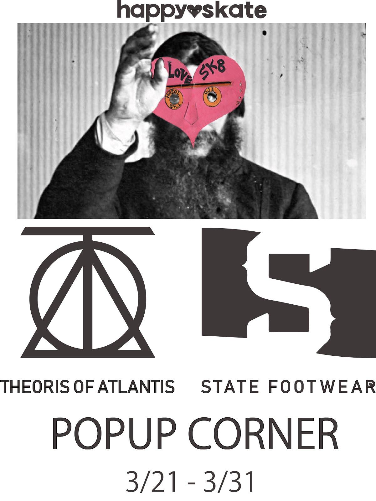 THEORIS / STATE POPUP CORNER