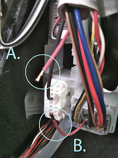 2013 Toyota Corolla Trunk Pop Wire Relay Wiring