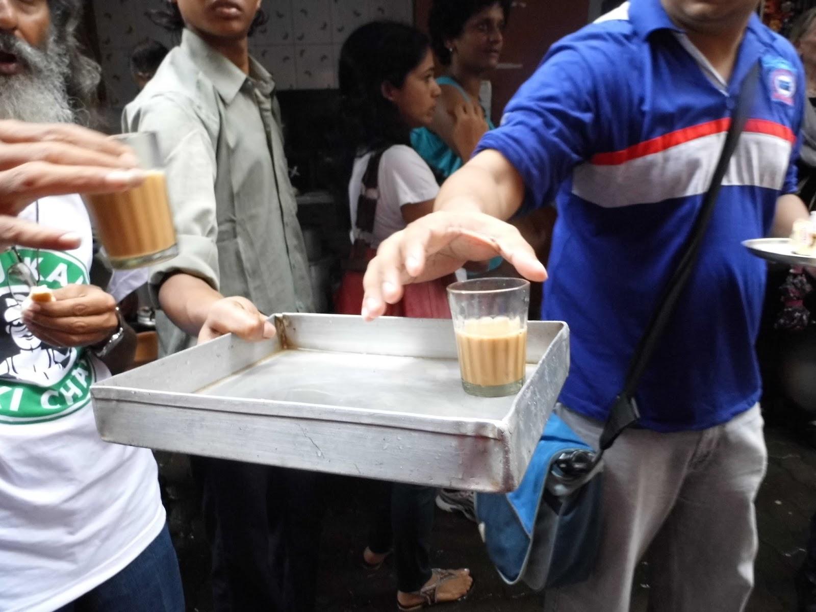 Mumbai Chai Walk In The Rains