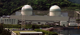japan nuclear power plants