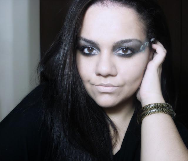 Tutorial Inspiração - P!nk Sober, Maquiagem