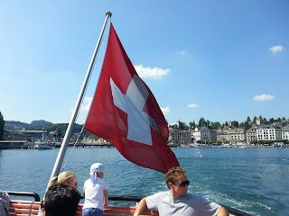 Lisa Mais Uma vida na Suíça.  Luzerna