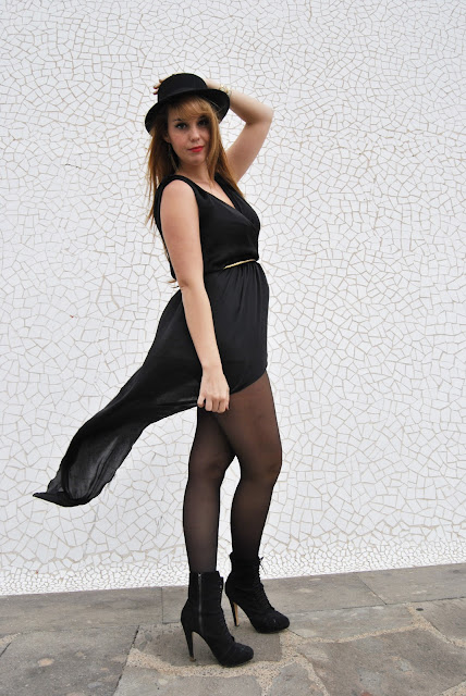 nery hdez, lbd, inlovewithfashion, hat, auditorio tenerife