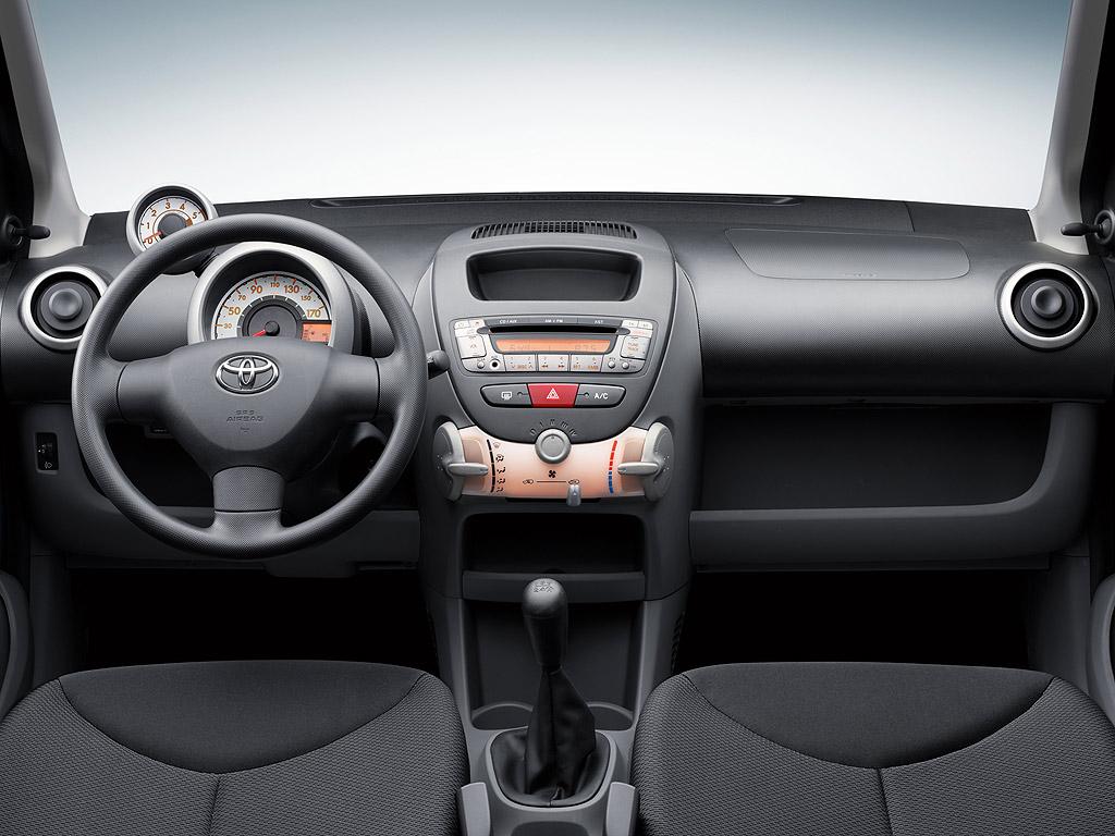 Toyota aygo autosmr