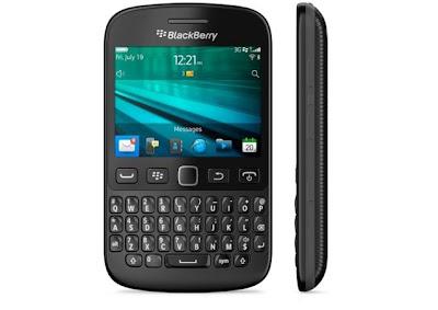 Harga dan spesifikasi Blackberry 9720