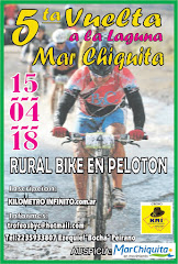 15/04/18 5ta. Vuelta ala Laguna de Mar Chiquita