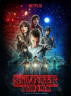Stranger Things Temporada 1 Capitulo 7 Latino
