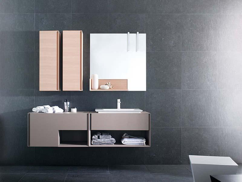 Imagenes De Baños En Gris:IN el mobiliario de baño más vanguardista de Gamadecor
