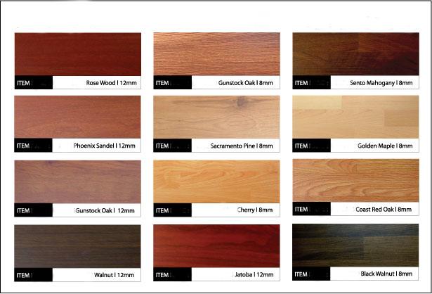 Pisos laminados fotos e pre os dicas gr tis 2016 Tipos de pisos de madera