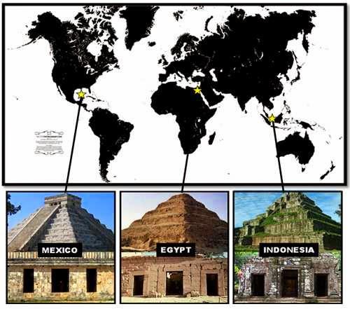 Pirámides en la Antártida, el descubrimiento que puede cambiar la historia Pir%C3%A1mides+7+La+clave+YAM