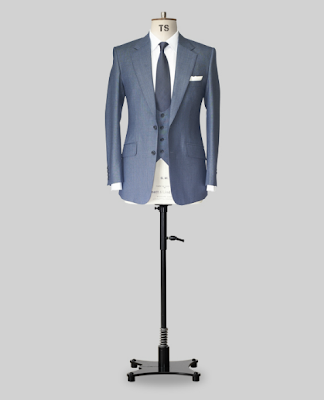 A suit at Thom Sweeney: Reader question