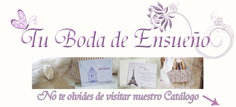 Tu Boda de Ensueo (ant. La Boda de tus Sueos)