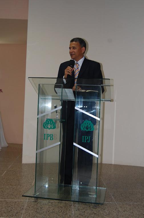 Rev.Robson Cruz - Mensagem - 11mar2012