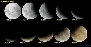 sains, bulan, gerhana, april