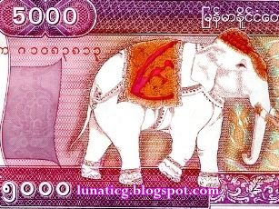 Where to exchange Myanmar Kyat? | lunaticg banknote & coin