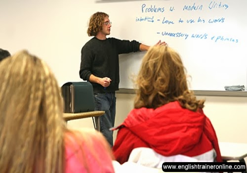 English composition course online