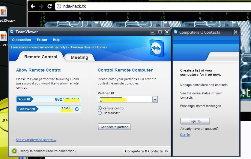 ubc how to set up remote desktop
