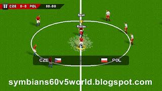 Real Football 2012 Signed for Nokia s60v5, Symbian^1, Symbian^3, Anna