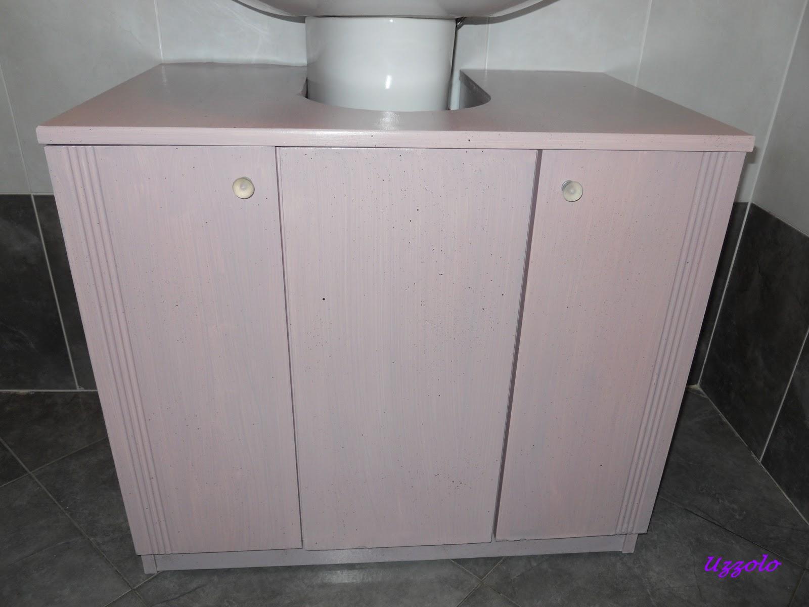 uzzolo: mobili per il bagno rinnovati - Mobile Sotto Lavandino Bagno