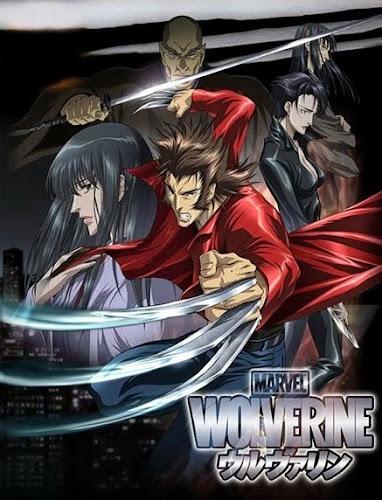 Wolverine Animé (DVDRip Español Latino)