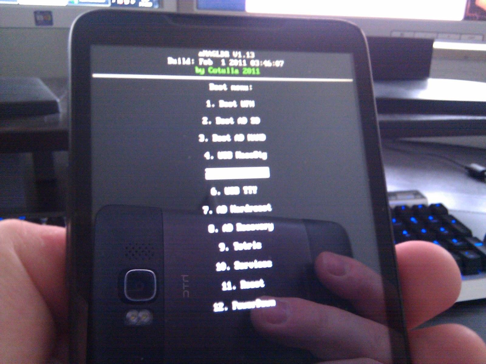 htc hd2 t8585 rom upgrade download