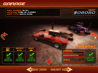 Game Deadly Race 2