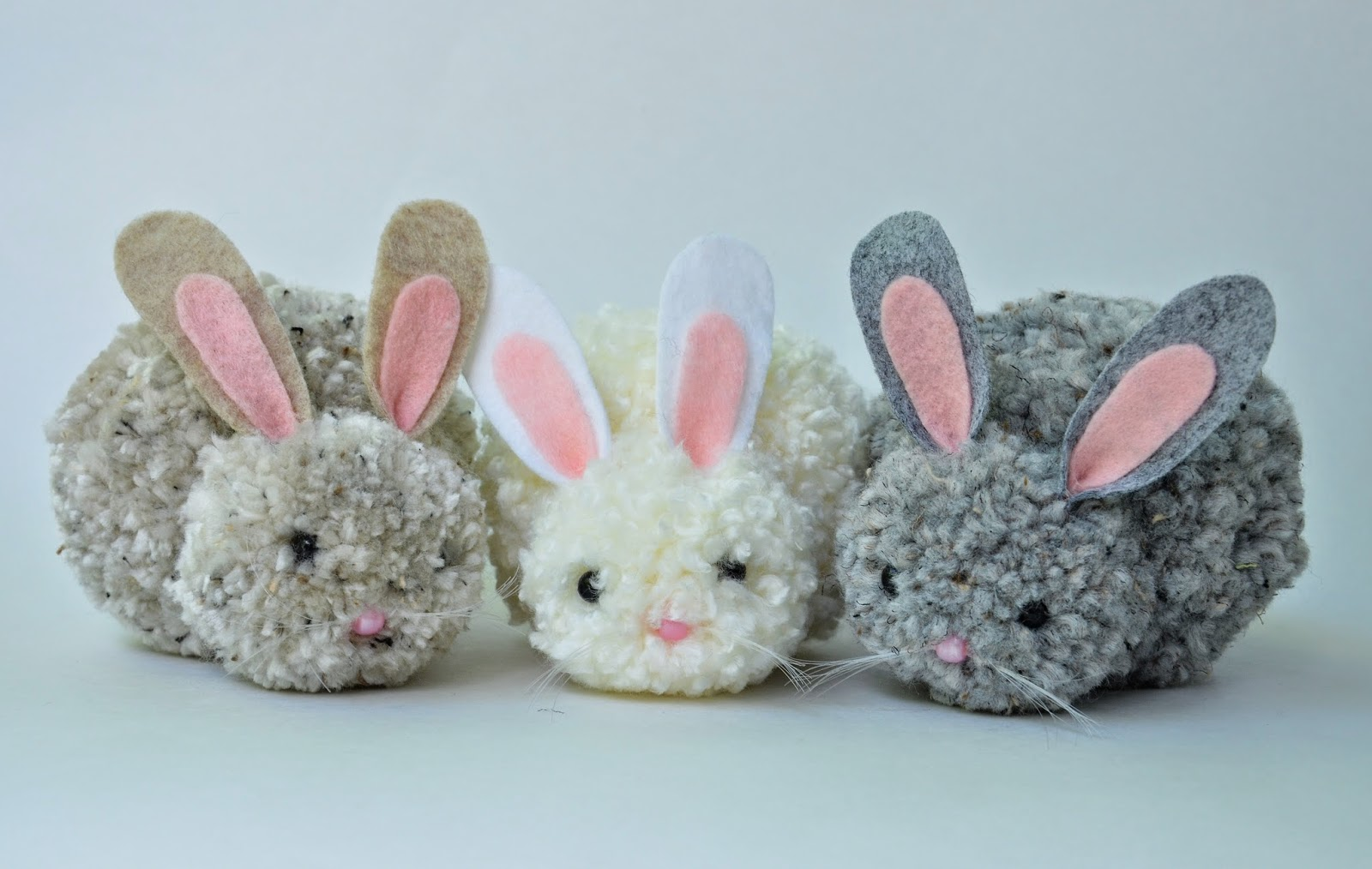 pompom giant bunnies