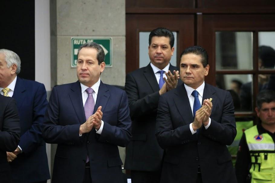 Comunicado de Prensa (012/2017)    Asiste Gobernador Silvano Aureoles a Sesión del Consejo Nacion