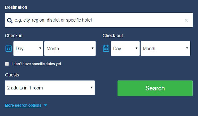 Hotels Combined Travel Search Engine