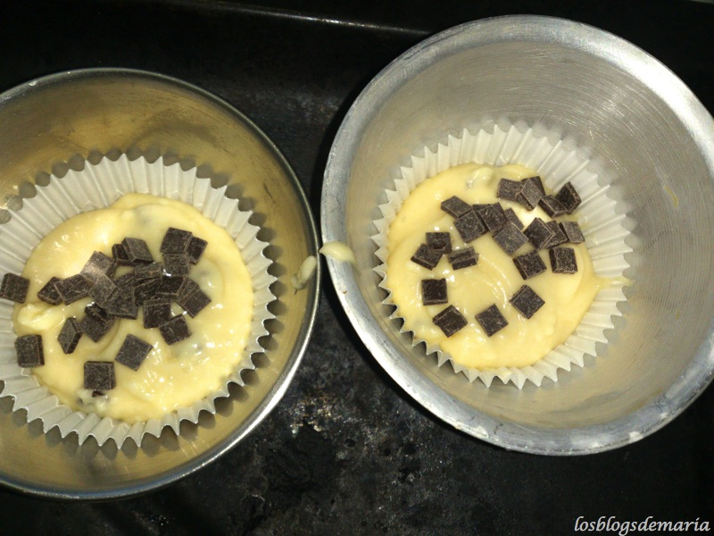 Muffins para principiantes