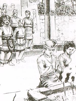 Duka Lala Seruni (Cerita Rakyat Lombok)