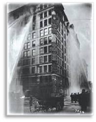 Triangle Shirtwaist Fire, New York City
