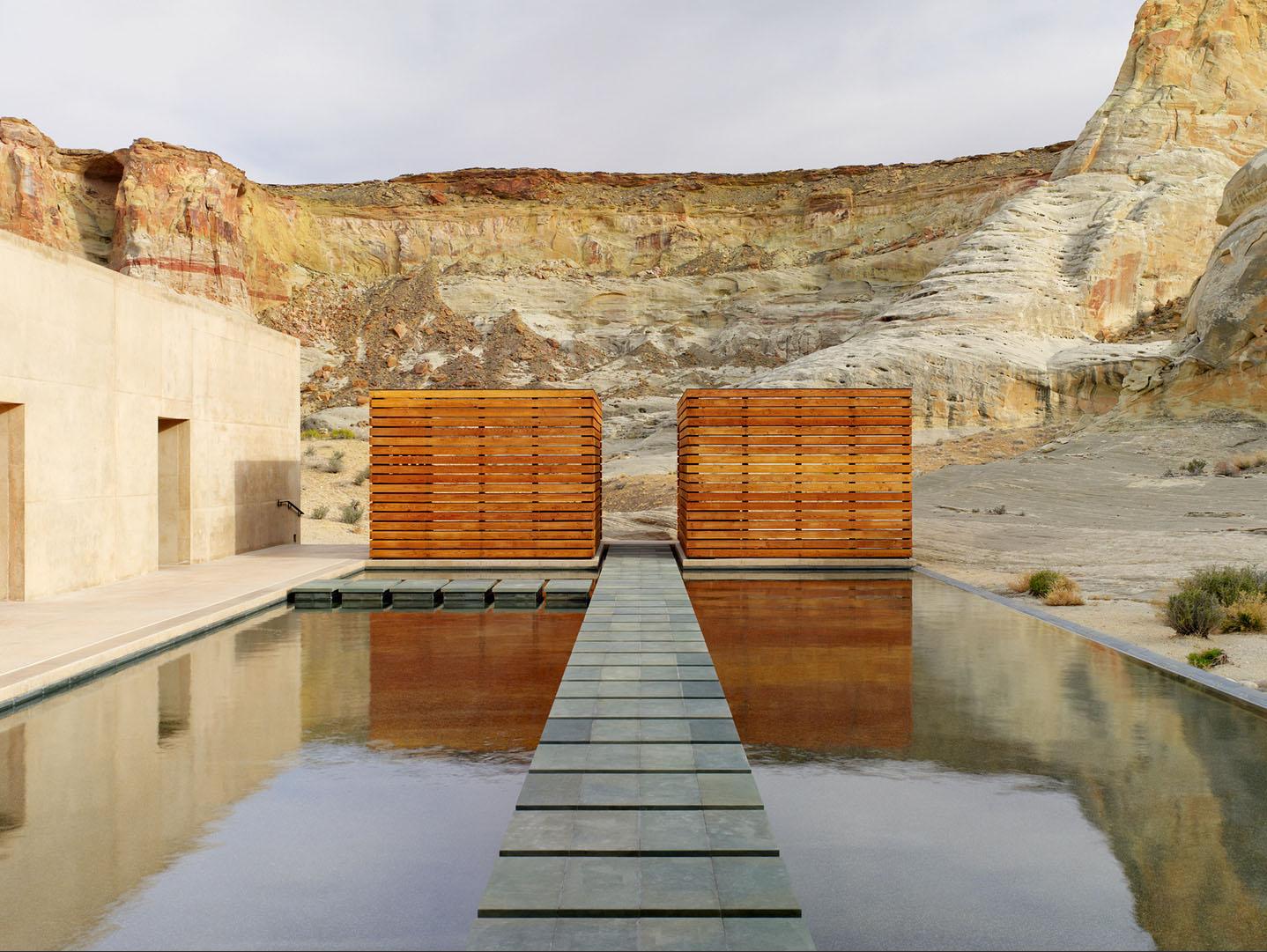 Realm of the senses modern design by for Design hotel utah