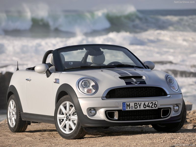 Gambar MINI Roadster 2013