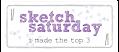 19 x Sketch Saturday Top 3