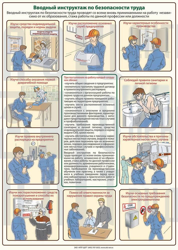 инструкция охраны труда на автогородке