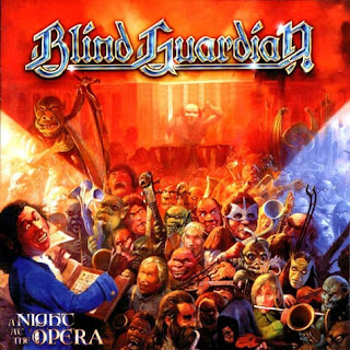 A Night At The Opera - Blind Guardian CD Review