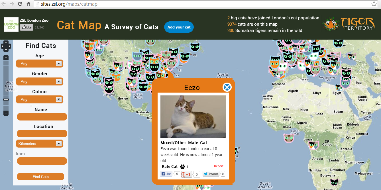 Cat Map Of The World.Hella Heaven Add Your Cat At The World Cat Map