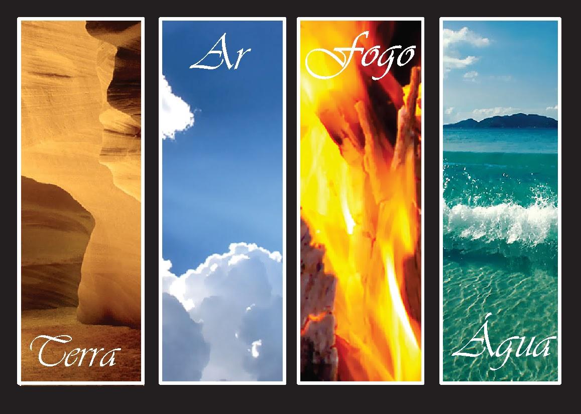 Resultado de imagem para os quatro elementos da natureza
