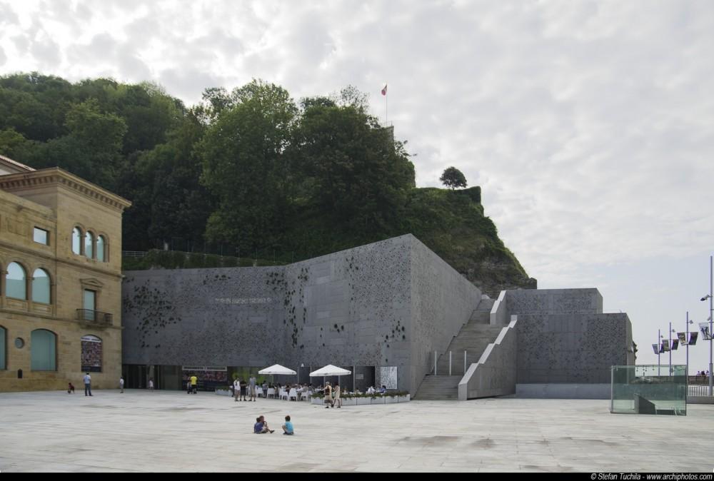Architecture of fashion san telmo museum san sebastian - Arquitectos san sebastian ...