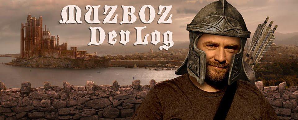 MUZBOZ Dev Log