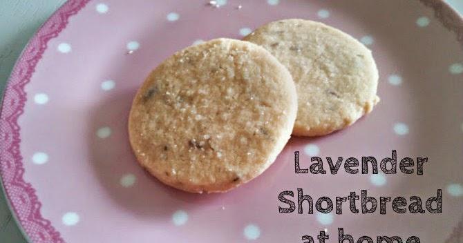 Audreysglams Homemade Lavender Shortbread ό