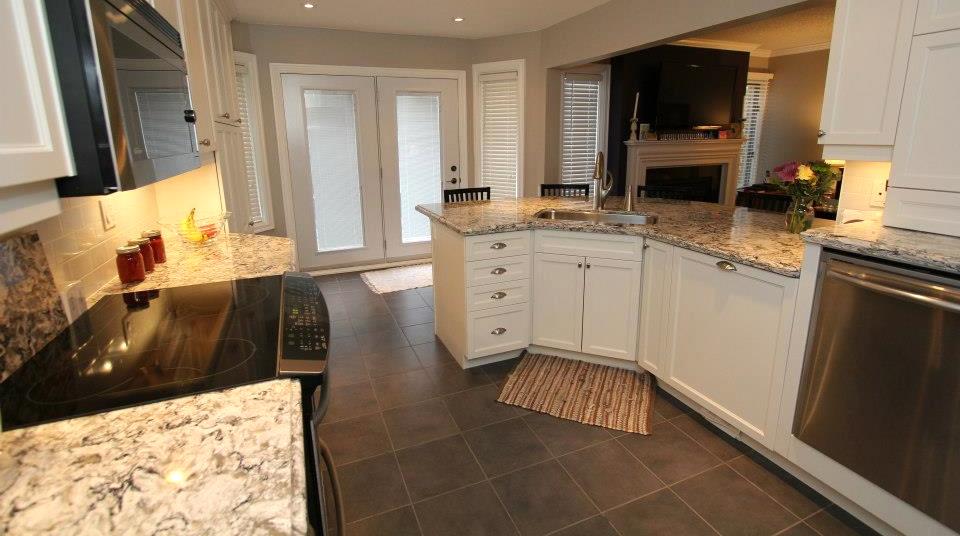Monarch Kitchen Bath Centre Stunning White Kitchen Features Cambria Countertop