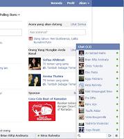 Merubah Tampilan Chat Facebook ke Versi Lama