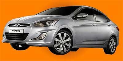 Hyundai Verna 2011 Fluidic