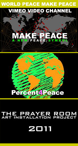 WORLD PEACE MAKE PEACE VIDEO CHANNEL