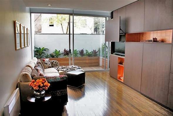 Decora y disena salas peque as fascinantes ideal para for Disena tu comedor