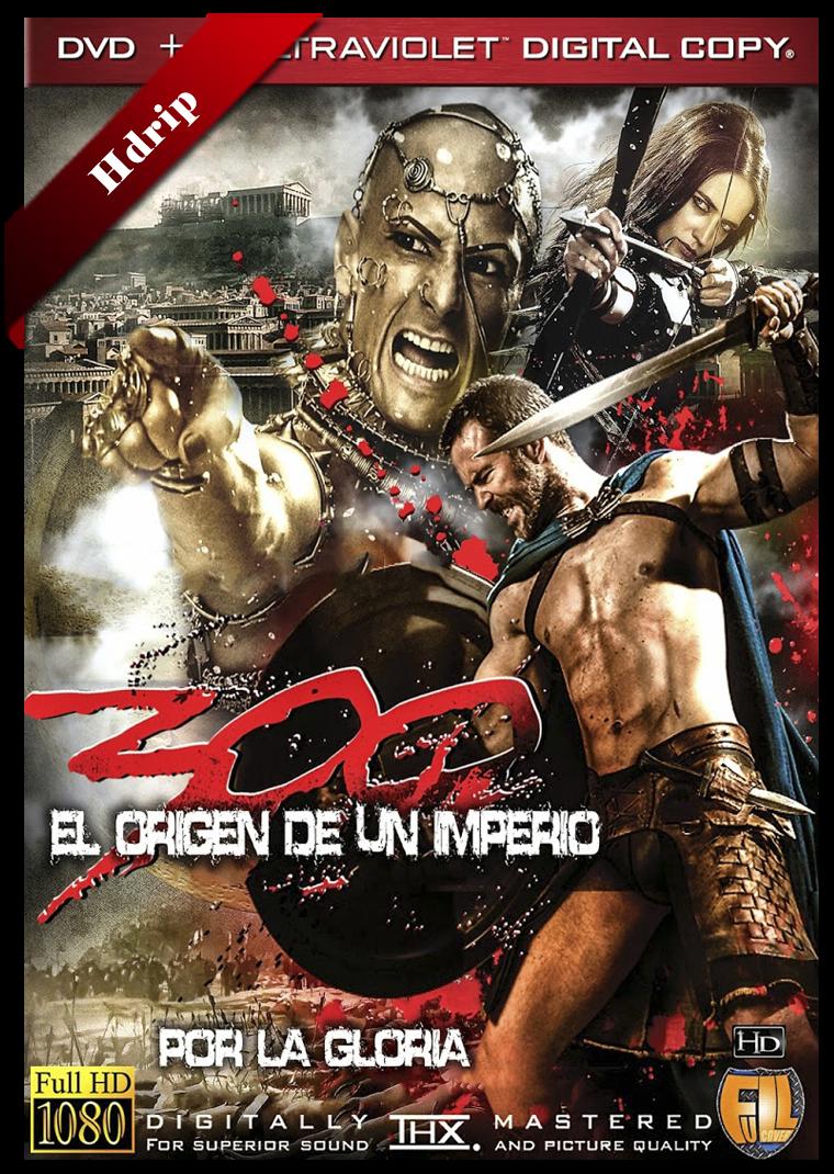 300: El Origen De Un Imperio Hdrip Castellano 2014